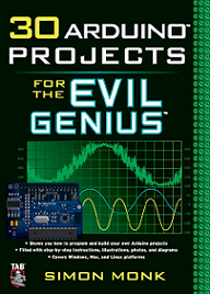 30 Arduino Projects for the evil (Ingles)