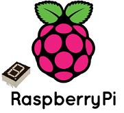DISPLAY 7 segmentos con Raspberry PI